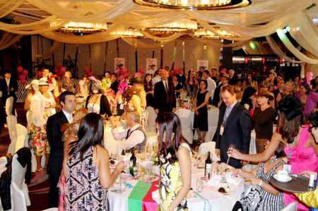 Melbourne Cup Event in California Room at ACC