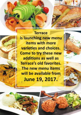 Poster for Terrace new Menu Launch-02