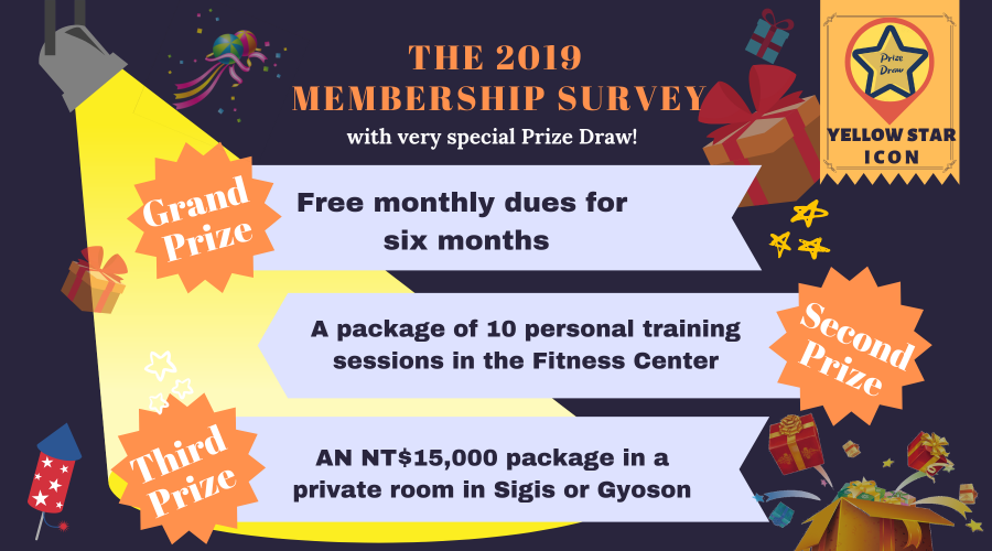 The 2019 Membership Survey - with a very special Prize Draw