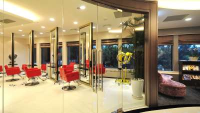 ACC Hair and Spa Entrance