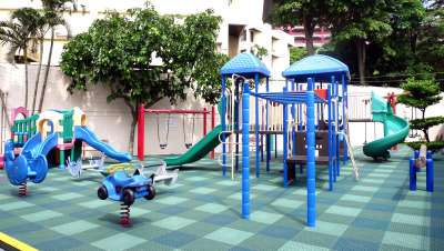 ACC Outdoor Playground
