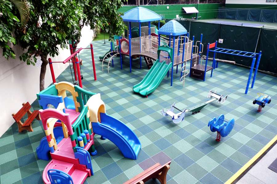ACC's Outdoor Playground